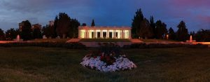 Cheesman Park Pavilion. Photo by Keith Knapp