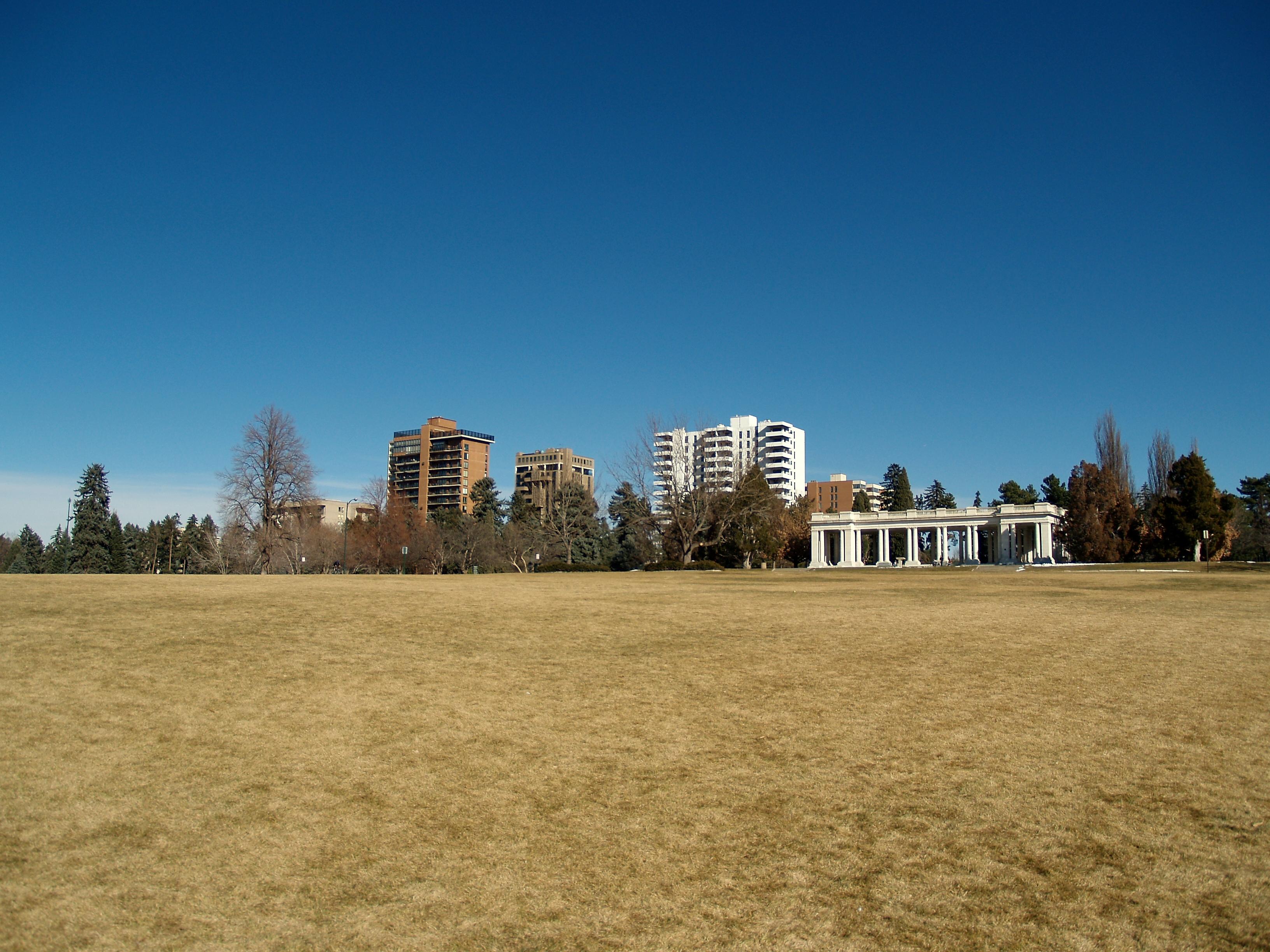 Cheesman Park - Go Play Denver