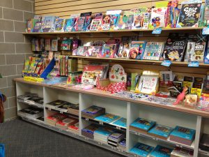 Lots of great art books and craft kits make it easy to get creative with kids.