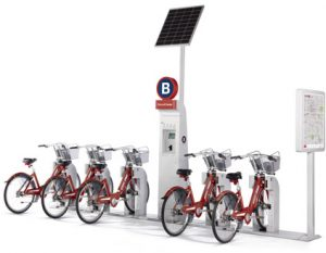 Image courtesy Denver B-cycle