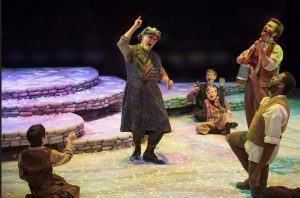 A scene from As You Like It. Image courtesy Denver Center.