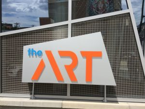 the ART is a new hotel in the Golden Triangle neighborhood that combines beautiful accommodations with great art!
