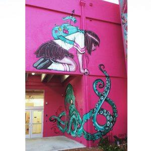 Art Basel, Miami. Image courtesy Lauren YS.