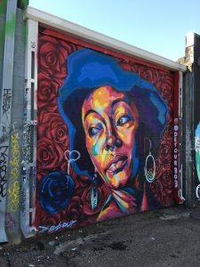 Thomas' Colorado Crush mural - alley near 29th and Larimer