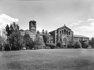 South High School. Image courtesy Stephen H. Hart Library & Research Center, History Colorado.