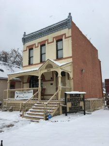 The home of Dr. Justina Ford is now home to the Black American West Museum (30th & California). Image courtesy Tara Bardeen.