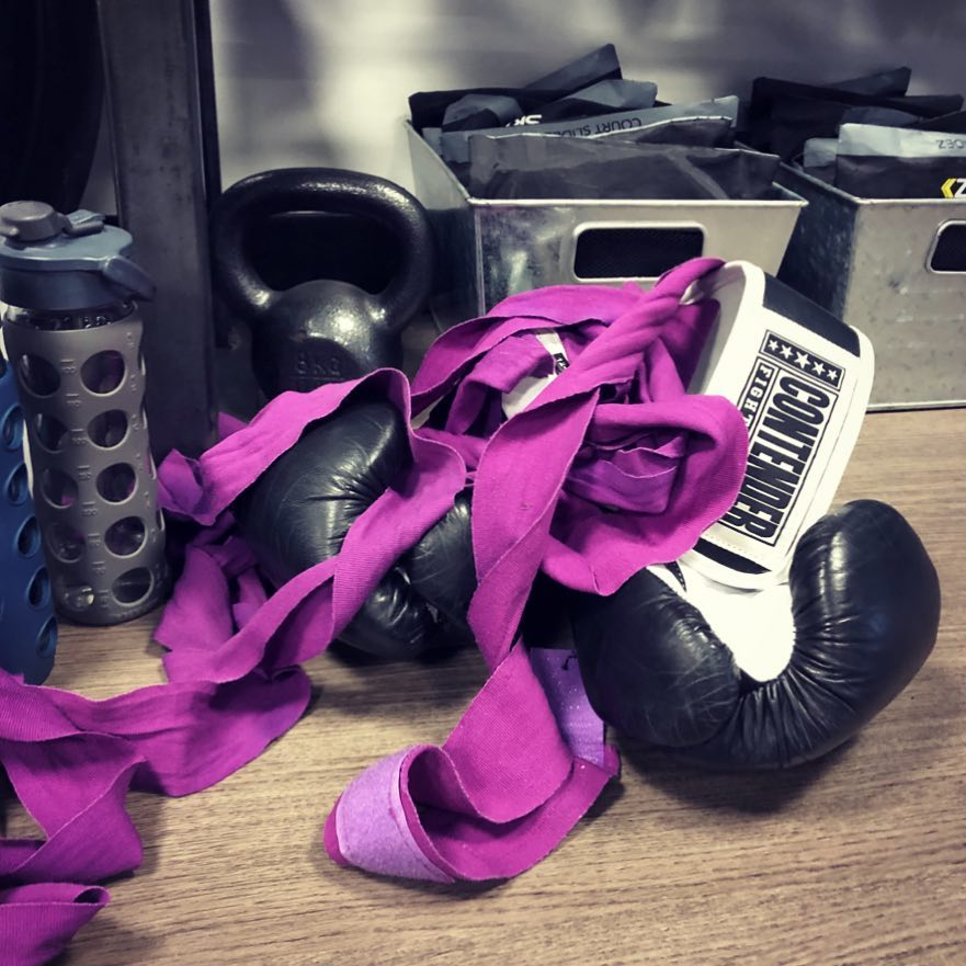 52 NEW: Kickboxing